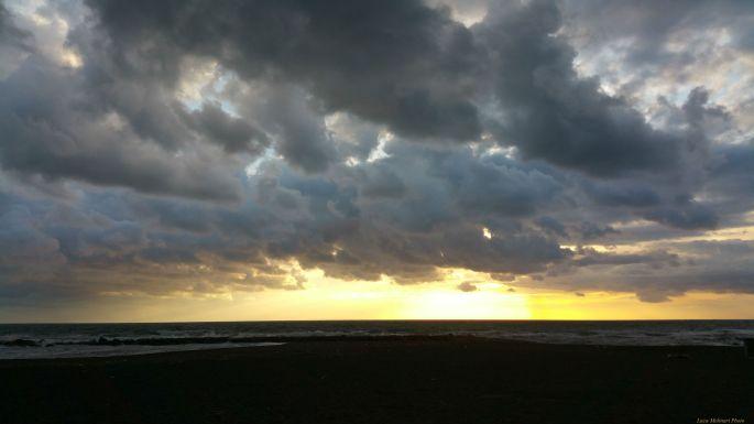 Luca Molinari Photo Etiliyle nuvole e tramonto