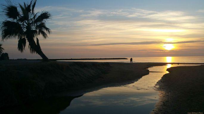 Luca Molinari Photo - Sunset Love Blog